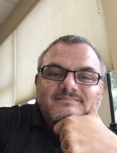 Nathan Davenport, director of recruitment