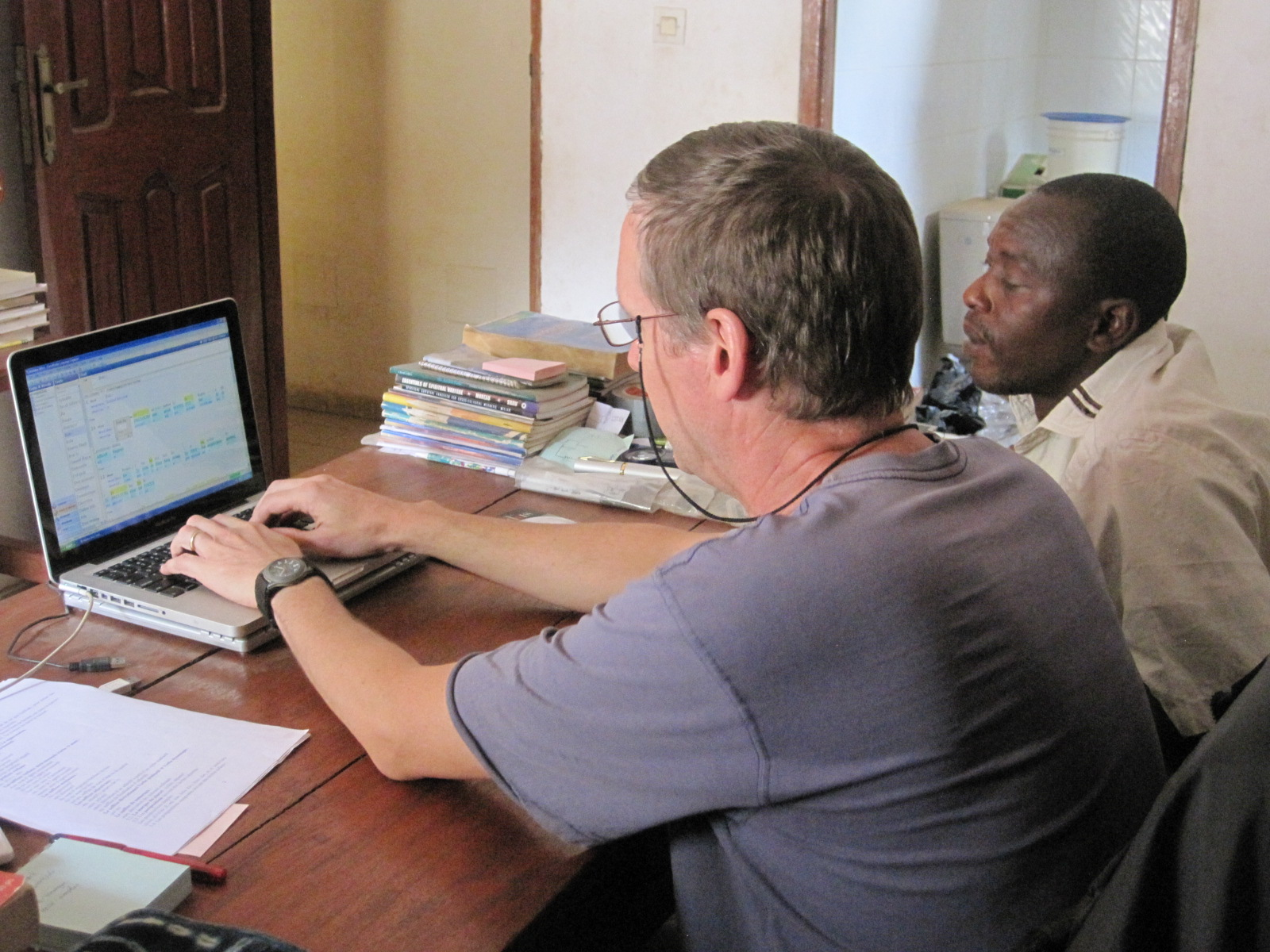 West Africa Bible Translation Project