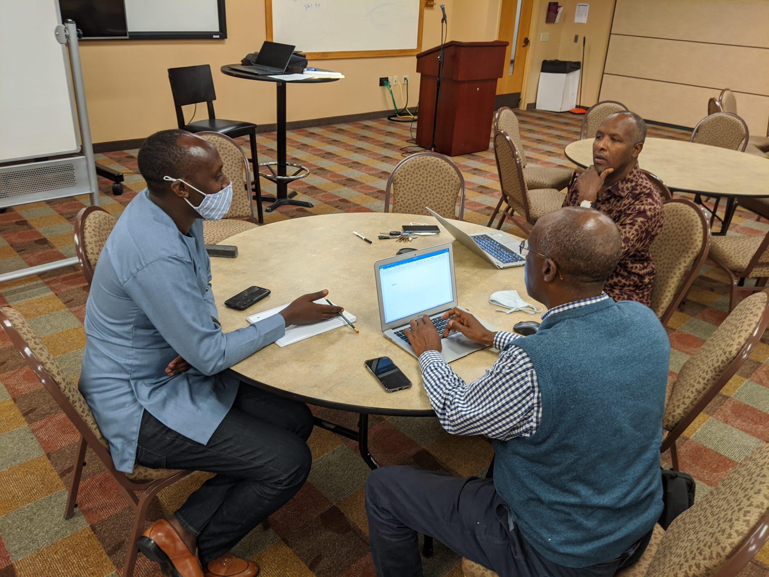 Kinyamulenge Translation Team